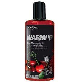 Joydivision Warm-Up Massageöl Kirsche - 150ml