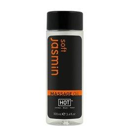 HOT HOT Massage Oil - Soft Jasmin - 100ml
