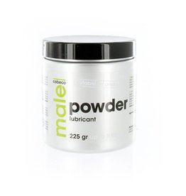 male MALE - Powder Lubricant - 225g