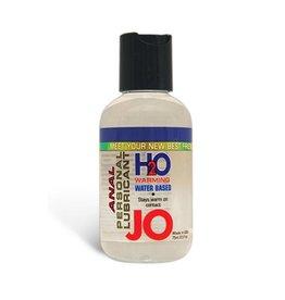 System JO System JO H2O Anal Warming - 75ml