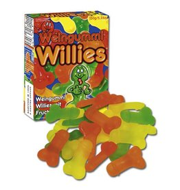 You2Toys Jelly Willies Fruchtgummies in Penisform - 150g