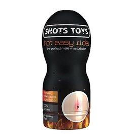 Shots Toys Anale Hot Masturbator von Easy Rider