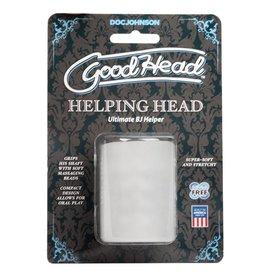 Doc Johnson GoodHead - Helping Head