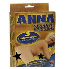 You2Toys Anna Swedish Lovedoll