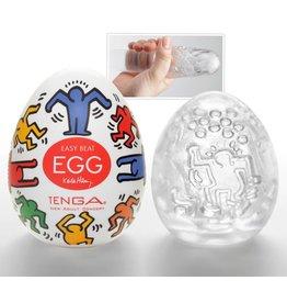 Tenga Tenga Egg - Dance Keith Haring