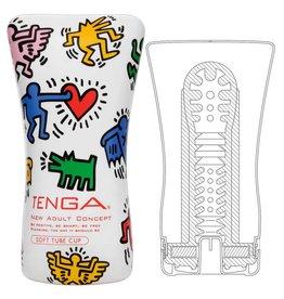 Tenga Tenga - Keith Haring Soft Tube Cup
