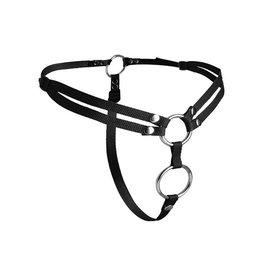 Strap U Strap-on Harness für doppelte Penetration