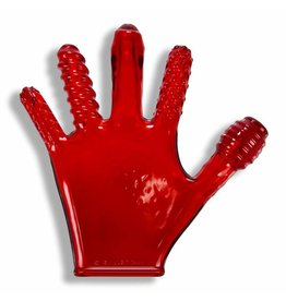 Oxballs Finger Fuck Handschuh - Rot
