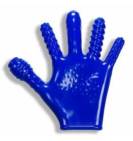 Oxballs Finger Fuck Handschuh - Blau