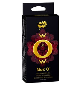 WET WET wOw Max O Clitoral Arousal Gel - 15ml