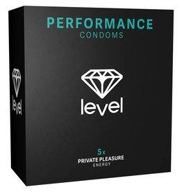 Level Performance Kondome - 5 Stück