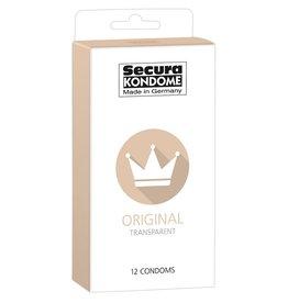 Secura Kondome Secura Original Kondome - 12 Stück