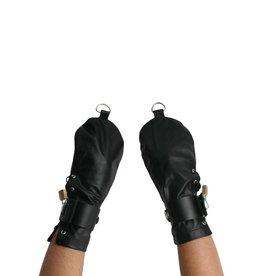 Strict Leather Enge Bondage-Handschuhe aus Leder