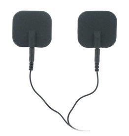 Zeus Electrosex Elektrosex Selbstklebende Silikon-Pads - 2 Stück