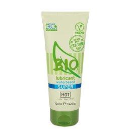 HOT Bio HOT Superglide wasserbasiertes Gleitgel - 100 ml