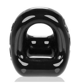 Oxballs 360 Penisring und Hodenschlinge - schwarz