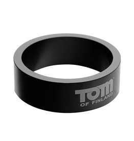 Tom of Finland Cockring aus Aluminium - 50 mm