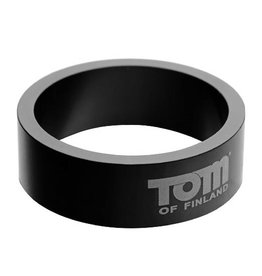 Tom of Finland Aluminium Cock Ring - 60mm