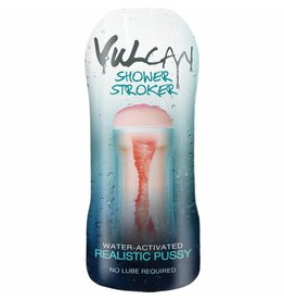 Vulcan H2O Masturbator für die Dusche, Realistische Pussy