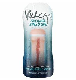 Vulcan H2O Masturbator für die Dusche, Realistischer Po