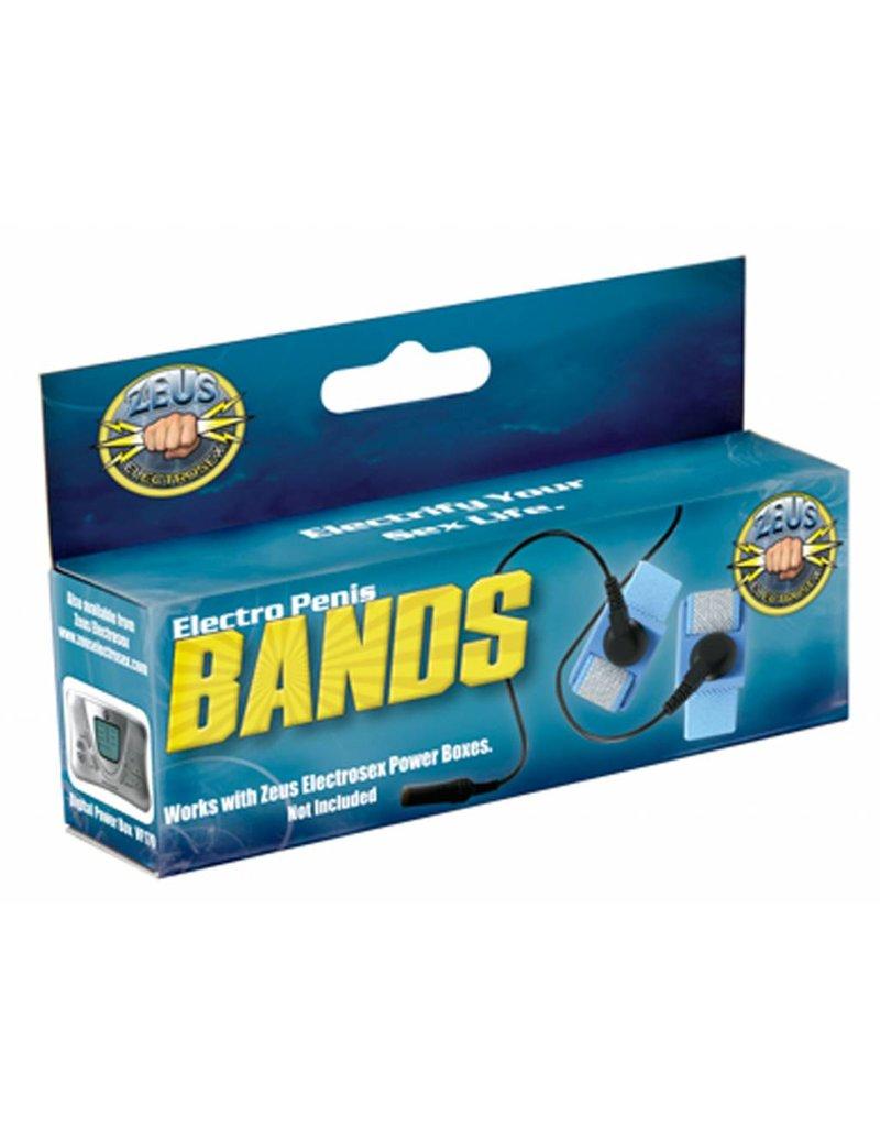 Zeus Electrosex (E-Stim) Elektrosex Penis-Band Set