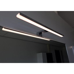 Wiesbaden Tigris badkamer-ledverlichting 500mm enkel