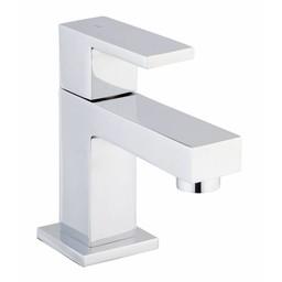Wiesbaden Rombo vierkante toiletkraan Ker. 1/2 chroom