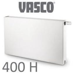 Vasco Vasco Flatline T33, H400, diverse breedte, wit
