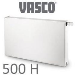 Vasco Vasco Flatline T33, H500, diverse breedte, wit