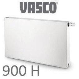 Vasco Vasco Flatline T33, H900, diverse breedte, wit