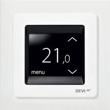 Danfoss Danfoss EFTI vloerverwarmingsset 1 M2 incl.thermostaat