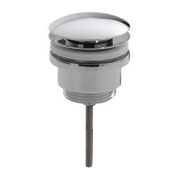 Saniglow Luxe Clickwaste 5/4 laag model chroom