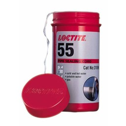 Loctite Loctite 55 Teflon koord draadafdichting 150 meter 303455