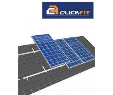 Clickfit montagepakket t.b.v. 10-panelen