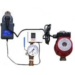 Grundfos Drukverhogings pomp UPA 15-90N NLID3161 + onderdrukbeveiliging