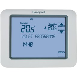 Honeywell Honeywell Kamerthermostaat Chronotherm Touch aan/uit TH8200G1004