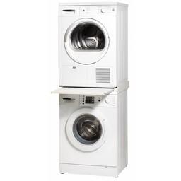 Saniglow Tussenstuk voor wasmachine en droger met lade