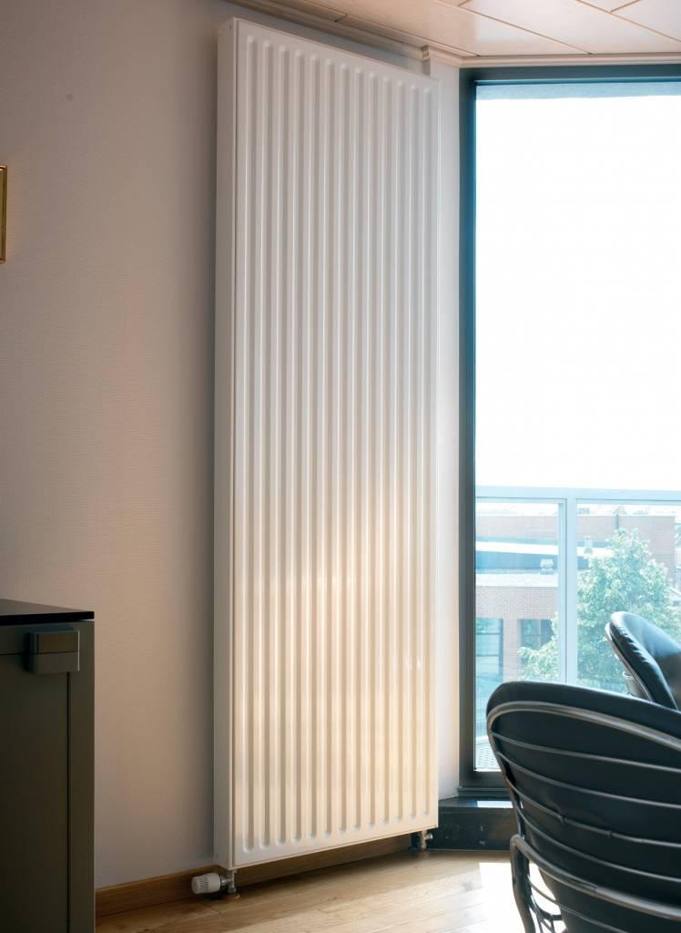 Verticale design radiator voor de scherpste internetprijs | Saniglow ...