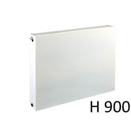 E.C.A. paneelradiator T22 vlakke voorplaat H900, diverse breedte
