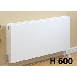 E c a paneelradiator t33 compact 6 h600 diverse breedte de sanitair en - Integrale badkamer ...