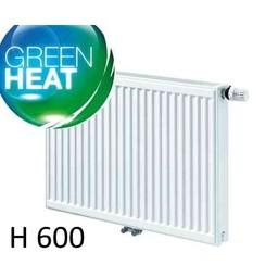 Stelrad Novello eco radiator T21 H600, diverse breedte