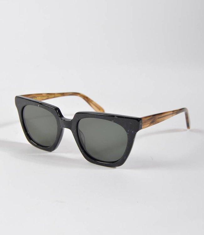 Han Kjobenhavn Union Granite/Horn Sunglasses