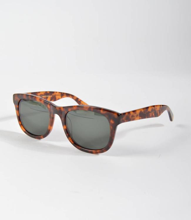 Han Kjobenhavn Wolfgang Amber Sunglasses