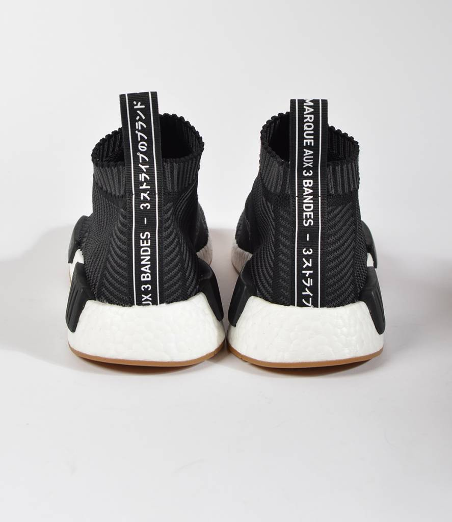Adidas NMD_CS1 Primeknit Gum pack releasing online the 27th of April