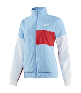 Reebok Reebok LF Vector Jacket CBlue/White