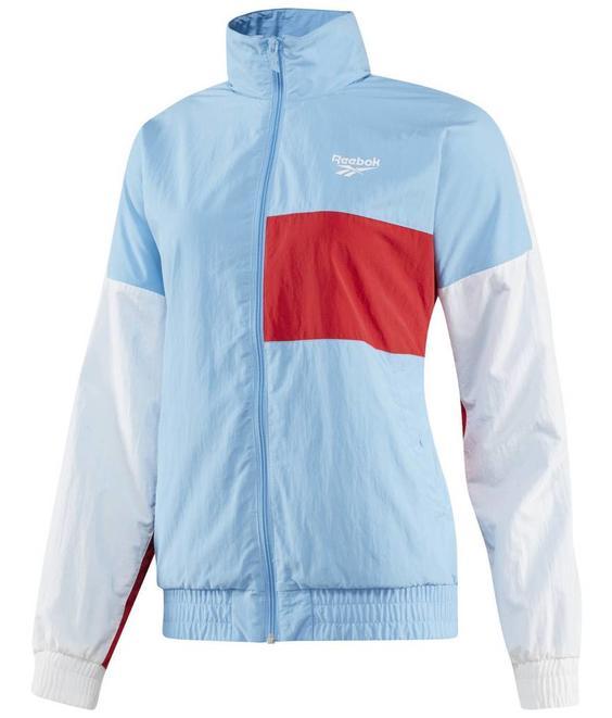 Reebok Reebok LF Vector Jacket CBlue/White
