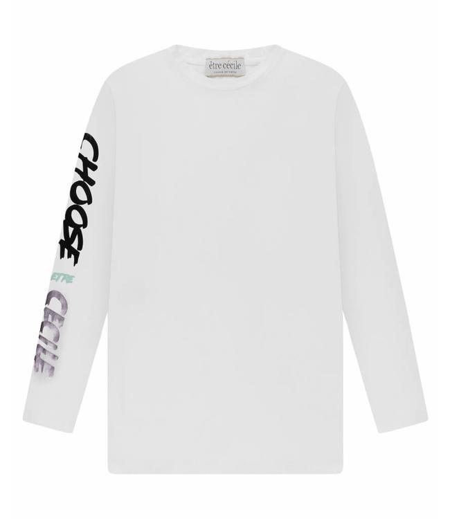 Etre Cecile Etre Cecile Choose Cecile LS T-shirt
