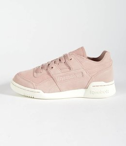 Reebok Reebok Workout Lo Plus Shell Pink