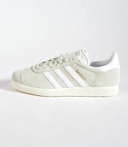 Adidas Adidas Gazelle Linen Green/Footwear White