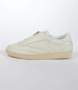 Reebok Reebok Club C 85 Zip Chalk